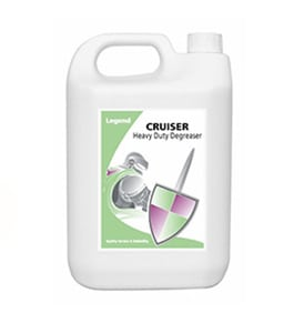 Cruiser Heavy Duty Degreaser Concentrate