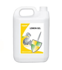 Lemon Gel Neutral Floor Cleaner